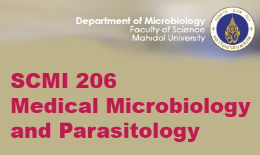Medical Microbiology and Parasitology SCMI206